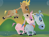 驢子跨欄賽跑