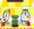 哆啦A夢料理店