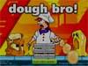 廚師揉麵團