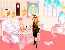 芭比娃娃的卧室