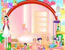 芭比的布娃娃小屋