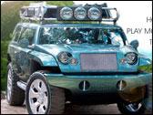 超級越野車