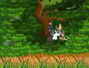 探險家逃出森林