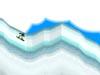 高山花樣滑雪