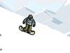 滑雪特技表演