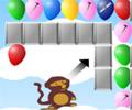 小猴子戳氣球4