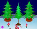 三棵聖誕樹
