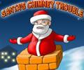 聖誕老人搭煙囪