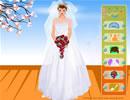 浪漫的婚紗禮服