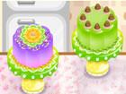 製作美味蛋糕