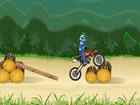挑戰越野摩托