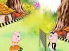 超級豬豬排球