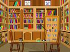 圖書館逃生