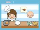 快餐店小廚師