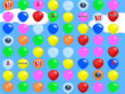 消除彩色氣球