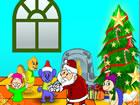 小動物的聖誕派對