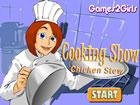 廚師長的烹飪表單22