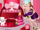 粉紅芭比卧室