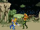 金鋼狼VS神奇鬥士