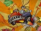 兔巴哥蒸汽賽車
