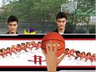 籃球扔姚明