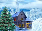 聖誕唯美夜景