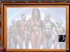 超級英雄拼圖