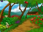 美麗森林尋野果
