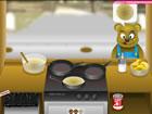 小熊賣烙餅