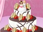 浪漫婚禮蛋糕