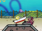 海綿寶寶之船體飛車