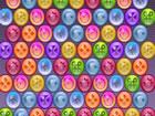 五彩水晶球