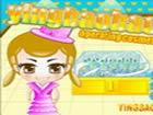 櫻寶寶經營化妝品店