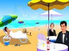 007與沙灘