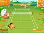 森林網球比賽