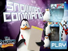 瘋狂企鵝之消滅雪人