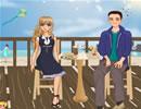 咖啡屋的浪漫約會