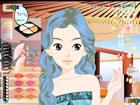 異國女孩化妝