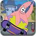 海綿寶寶滑板賽
