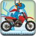 恐龍南極騎摩托