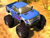 3D越野大卡車競速