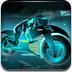 3D霓虹摩托車賽2
