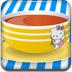 凱蒂貓的湯碗