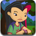 女孩森林大冒險