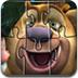 熊出沒兒童益智拼圖