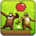 熊出沒射擊蘋果
