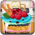 製作英式蛋糕水果杯
