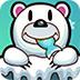 北極熊愛吃魚