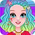 人魚公主超美新髮型