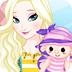 艾爾莎與洋娃娃